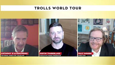 How Justin Timberlake & Walt Dohrn Raised The Bar For 'Trolls World Tour' – Contenders Film
