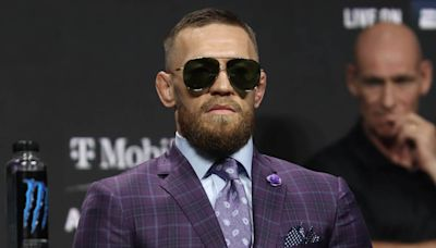 Conor McGregor issues warning ahead of UFC return: 'These clowns are f*cked when I get back'