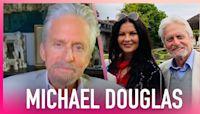 Michael Douglas Dishes On Empty Nest Plans With Catherine Zeta-Jones