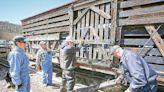 Southwest Colorado museum restores narrow-gauge freight cars