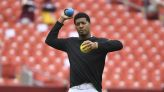Jameis Winston debuts a baffling new exercise for Saints' bye week workout