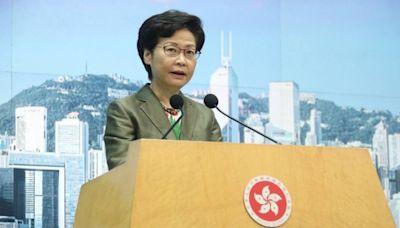 信報即時新聞 -- 林鄭:選委會近九成投票率反映各界對新制度支持