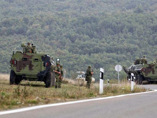 NATO steps up patrols as Kosovo-Serbia tensions soar