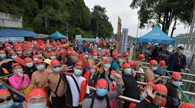 疫情警戒27日起降為2級 日月潭萬人泳渡仍確定停辦