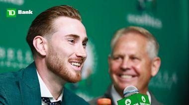 Danny Ainge sheds light on Gordon Hayward's exit, Celtics' trade exception plans