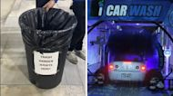 Rockets fans trade James Harden jerseys for free car wash