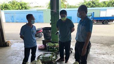 台東果菜市場訂定防疫指引 降低傳播風險