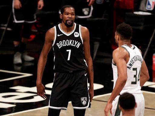字母哥回希臘根本不在乎成為NBA招牌 就給KD跟哈登