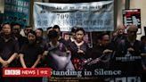 中國維權律師關注組解散 曾高調聲援陳光誠及709案被捕律師