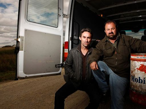 'American Pickers' Cohost Frank Fritz Not Returning Amid Mike Wolfe Feud