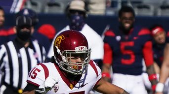 Broussard, Jefferson headline AP All-Pac-12 football team