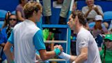 Andy Murray: I respect Alexander Zverev, he is a great player