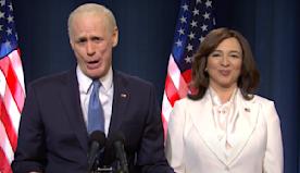 "'SNL' Cold Open Celebrates Biden/Harris Win with 'Ace Ventura' & ""Macho Man"" Shoutouts"