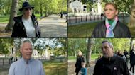 'She's very strong', Londoners react to Queen Elizabeth II's hospital stay