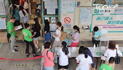 【新冠疫苗】打針人數連升3天今錄3.7萬 逾千12至19歲少年打次針復必泰 - 香港經濟日報 - TOPick - 新聞 - 社會