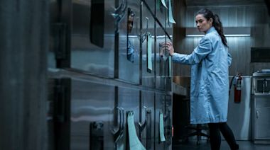 'The Possession of Hannah Grace' Film Review: Shay Mitchell Is Bored in a Morgue in Dull Thriller