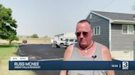 Great Falls residents warn of asphalt sealing scam