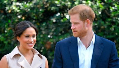 Police called to Harry and Meghan's home nine times in as many months