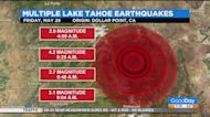 4.2-Magnitude Earthquake Hits Lake Tahoe
