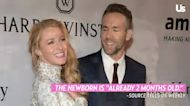 Ryan Reynolds 'Never' Imagined He'd Have 3 Daughters With Blake Lively