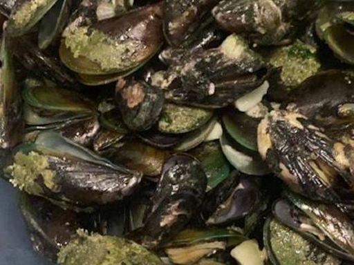 無藥可醫!中國菜蛤毒素超出安全值 中毒恐窒息死亡