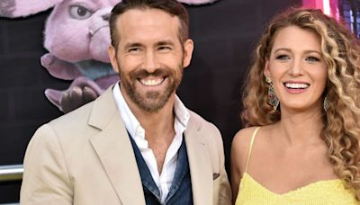 Blake Lively had the most savage response after Ryan Reynolds announced he's taking a break from acting