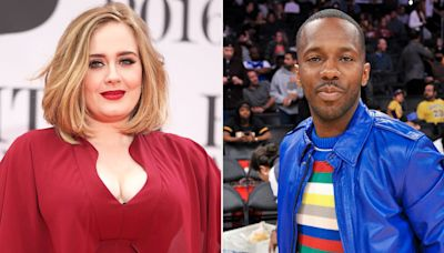Adele Goes Glam — and Instagram Official with Rich Paul — in Latest Instagram Post
