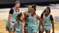Sabrina Ionescu and a very surprising New York Liberty