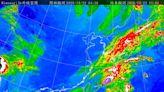 快訊/「沙德爾」增強為中颱!颱風對流爆發⋯北北基宜狂瀉豪雨