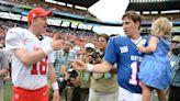 Peyton, Eli Manning Monday Night Football broadcast doubles viewership in Week 2