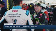 NASCAR prodigy Ty Gibbs prepares for Berlin Raceway