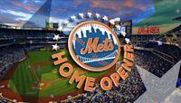 Fans welcomed back for Mets home opener