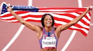 The Rush: Gabby Thomas talks Tokyo medals, Jamaica rivalry, the real Sha'Carri and more