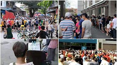 廣州疫情持續 當局再啟全民檢測實施嚴控