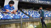 Napoli's stadium now officially Stadio Diego Armando Maradona