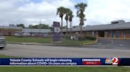 Volusia schools create dashboard for COVID-19 case information on campuses