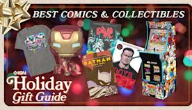 Comics and Collectibles Holiday Gift Guide 2020 - IGN
