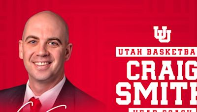 BREAKING: Craig Smith Announced the Head Coach of the Runnin' Utes