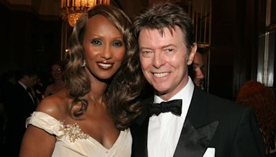 See David Bowie and Iman's Daughter at 20