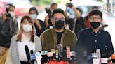 周庭林朗彥撤回保釋申請 高院:刑期上訴轉由上訴庭審理 (11:22) - 20210223 - 港聞