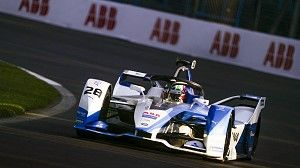 Mexico City Formula E: Da Costa leads Massa in practice