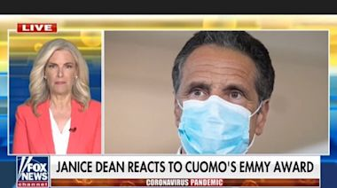 Fox News' Janice Dean 'Physically Sick' Over Governor Cuomo's Emmy Win for Coronavirus Briefings