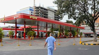Exclusive: Venezuela gasoline shortages worsen as U.S. tells firms to avoid supply - sources - Reuters