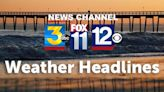 The named tropical system to watch is the one not named yet | NewsChannel 3-12