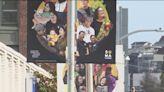Banners celebrate Filipino culture in San Francisco