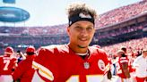 Patrick Mahomes shares new photo of baby Sterling to celebrate milestone
