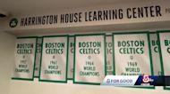 Celtics transform Boston common room in group home