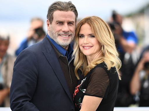 John Travolta pays tribute to late wife Kelly Preston on the first Mother's Day since her death