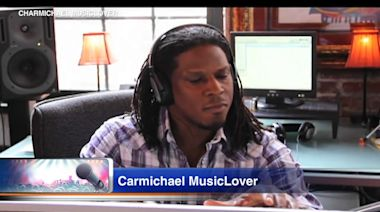 R&B Performer Carmichael Musiclover performing at Alhambra Palace