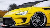 「高檔次」跑車味!Toyota 86「外觀革新」Robot Craftsman碳纖寬體改